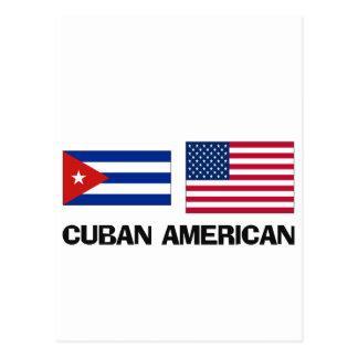 Carte Postale Américain cubain