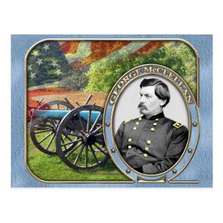 Carte postale américaine de guerre civile