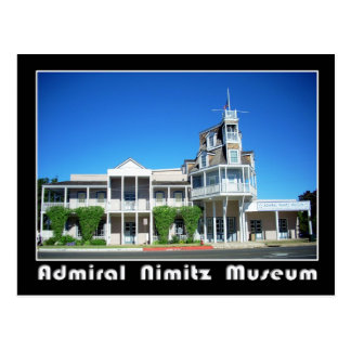 Carte Postale Amiral Nimitz Museum, Fredericksburg, le Texas