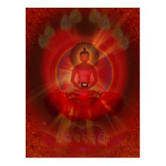 Carte Postale 'Amitabha Buddha