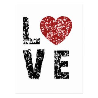 Carte Postale Amour