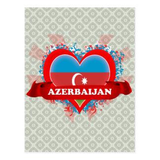 Carte Postale Amour Azerbaïdjan du cru I