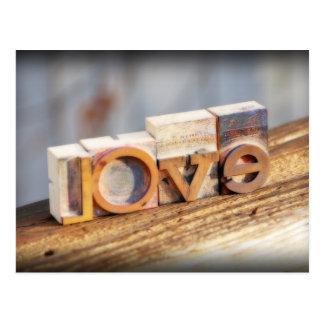 Carte Postale Amour et Romance