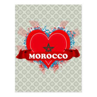 Carte Postale Amour Maroc du cru I