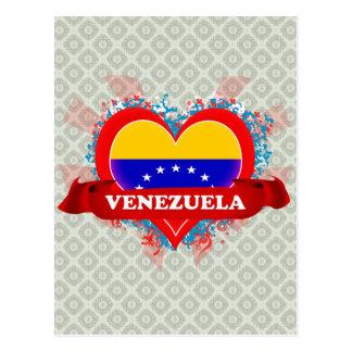 Carte Postale Amour Venezuela du cru I