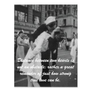 Carte Postale Amour vrai
