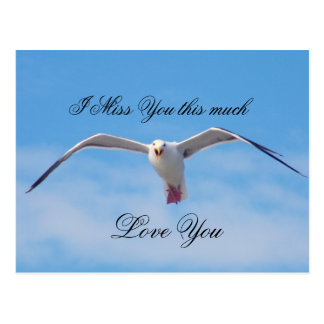 Carte Postale Amour You_