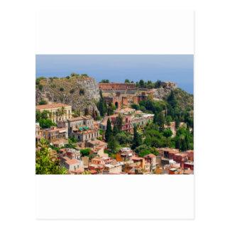 Carte Postale Amphithéâtre 4 de Taormina
