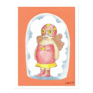 Carte Postale Ana Nube de Algodón