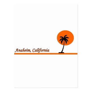 Carte Postale Anaheim, la Californie