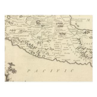Carte Postale Anahuac, ou l'empire du Mexique
