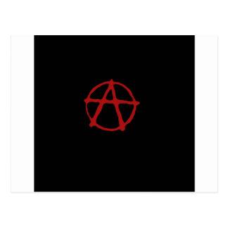 Carte Postale Anarchie