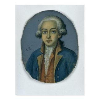 Carte Postale Anastasius Ludwig Mencken, c.1780
