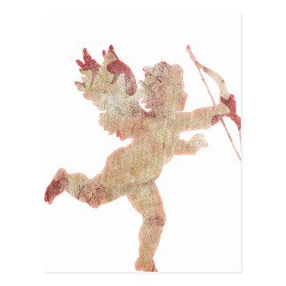 Carte Postale Ange de cupidon