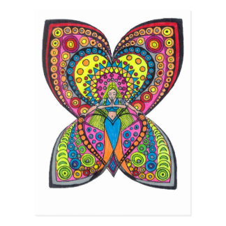 Carte Postale Ange d'harmonie