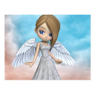 Carte Postale Anges de Lil