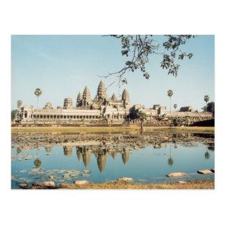 Carte Postale Angkor Vat