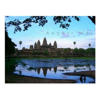 Carte Postale Angkor Vat 01