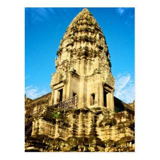 Carte Postale Angkor Vat Cambodge