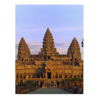 Carte Postale Angkor Vat, Cambodge