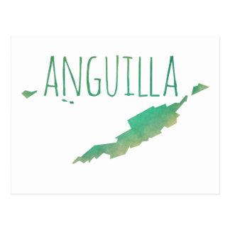 Carte Postale Anguilla