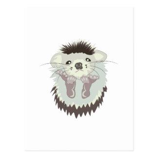 Carte Postale Animal de bébé