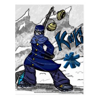 Carte Postale Anime de Koori
