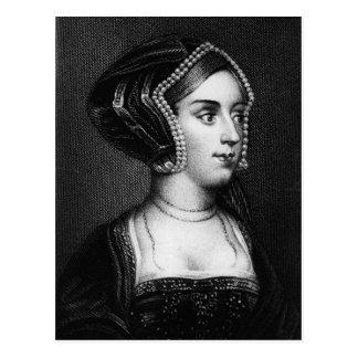 Carte Postale Anne Boleyn