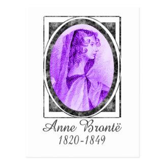 Carte Postale Anne Brontë