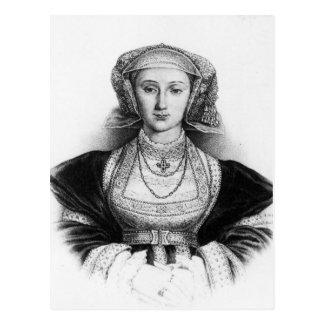 Carte Postale Anne de Cleves