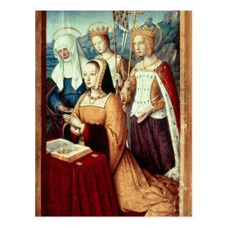 Carte Postale Anne de la Bretagne