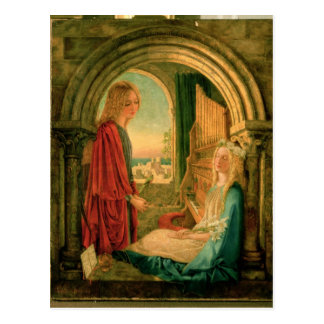 Carte Postale Annonce, 1859