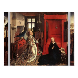 Carte Postale Annonce de janv. van Eyck- The