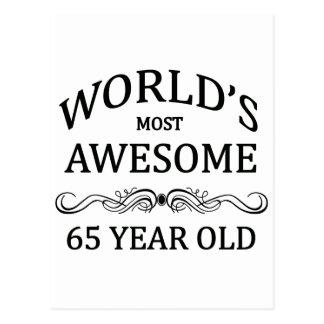 Carte Postale Ans les plus impressionnants du monde 65