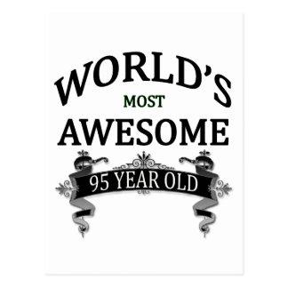 Carte Postale Ans les plus impressionnants du monde 95