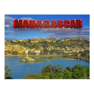 Carte Postale Antananarivo (Tana), Madagascar