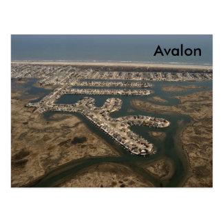 Carte Postale Antenne d'Avalon