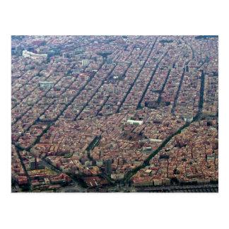 Carte Postale Antenne de Barcelone