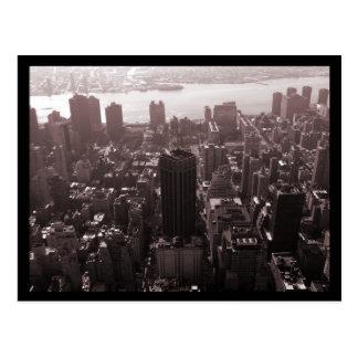 Carte Postale Antenne de lycée de Thomas de Normand de NYC