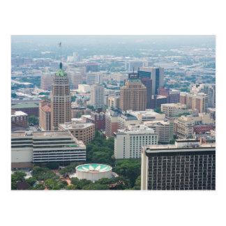 Carte Postale Antenne de San Antonio