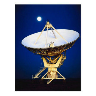 Carte Postale Antenne parabolique