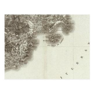 Carte Postale Antibes