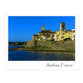 Carte Postale Antibes France