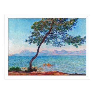 Carte Postale Antibes par Monet
