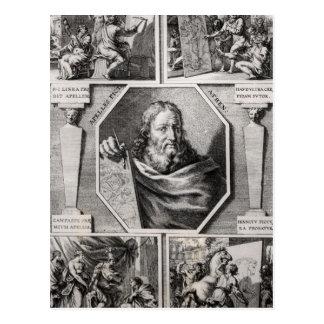 Carte Postale Apelles