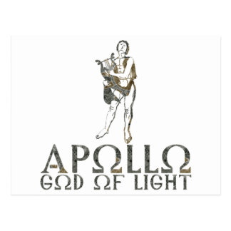 Carte Postale Apollo