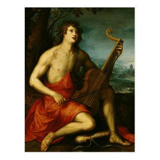 Carte Postale Apollo