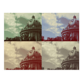 Carte Postale Appareil-photo de Radcliffe - Oxford