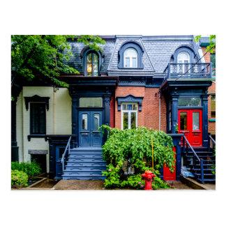 Carte Postale Appartement Montréal