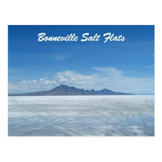 Carte Postale Appartements de sel de Bonneville